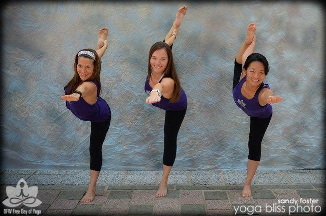 Free Day of Yoga Dallas