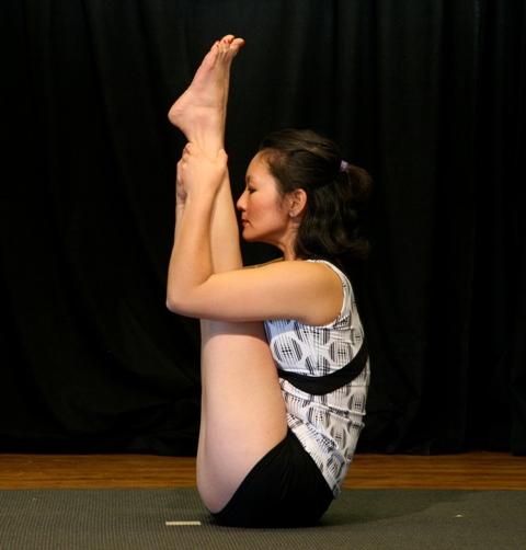 Upward Stretching