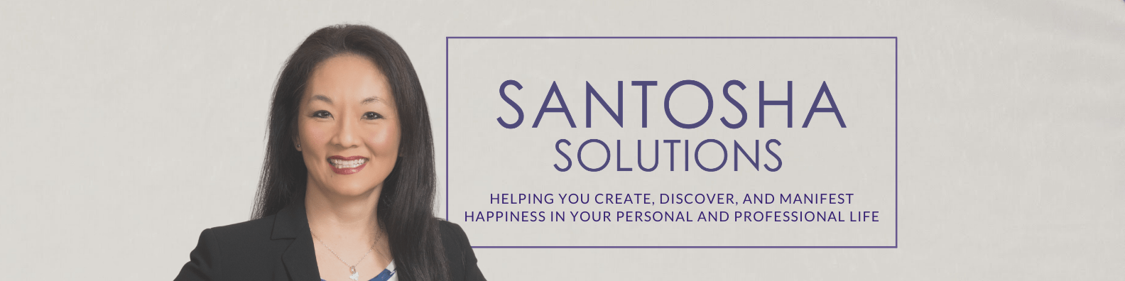 Santosha Solutions Website Banner